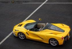 Ferrari LaFerrari Spider ¿Menos de 10 unidades?
