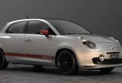 Fiat 600 y 600 Abarth ¿Cómo serían?