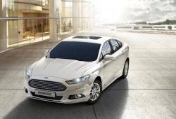 Ford Mondeo Híbrido, así es el híbrido fabricado en España