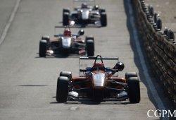 GP Macao F3 2014: Félix Rosenqvist consigue el pleno