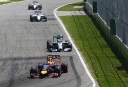 Horner cifra en 75 caballos la diferencia entre los motores Mercedes y Renault
