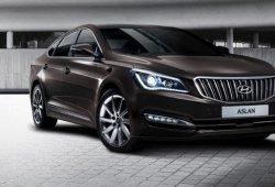 Hyundai Aslan, nueva berlina de lujo para Corea del Sur