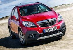 Italia - Octubre 2014: El Opel Mokka bate todos sus récords