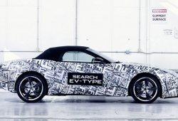 Jaguar EV-Type, dentro de muy poquito