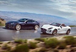 Jaguar F-Type 2015, ahora también con tracción total AWD y cambio manual