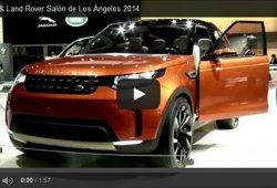 Jaguar y Land Rover en el Salón de Los Ángeles 2014