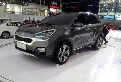 Kia KX3 Concept, primeras imágenes del pequeño SUV de Kia