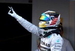 Lewis Hamilton, de récord en récord hacia el bicampeonato