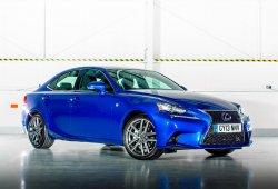 Lexus IS 300h 2015, cambios y precios para España