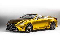 Lexus LF-C2 Concept, presentado