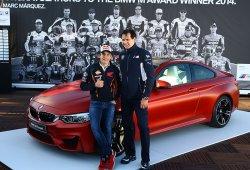 Marc Marquez consigue otro BMW M por segundo año seguido
