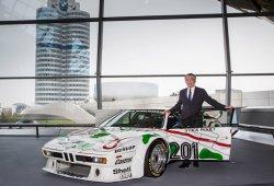 Masakuni Hosobuchi suma un precioso BMW M1 Procar a su inmensa colección