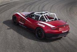 Mazda MX-5 Cup, un roadster para competir