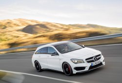 Mercedes CLA Shooting Brake, ya es oficial (con vídeo)