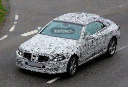 Mercedes Clase C Cabrio, descubierto otra vez en fase de pruebas