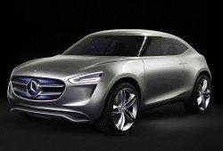 Mercedes G-Code Concept, nuevo mini crossover en Los Ángeles