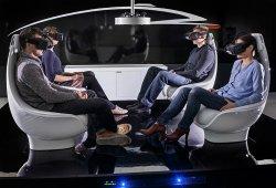 Mercedes nos enseña el interior de la conducción autónoma