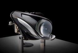 Mercedes presenta una evolución de sus faros MULTIBEAM LED (con vídeo)