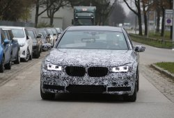 Exclusiva: Los motores del BMW Serie 7 2016