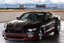 Mustang GT King Cobra 2015, más de 600 CV gracias a Ford Racing