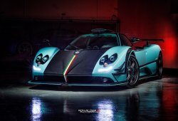 Pagani Zonda 760RSJX, ¿despedida definitiva con este 'one-off'?