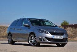 Peugeot 308 SW BlueHDI 150 (I): Gama, equipamiento y precio