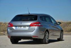 Peugeot 308 SW BlueHDI 150 (II): Diseño, habitabilidad y maletero