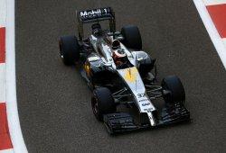 Problemas para McLaren Honda en la primera jornada de test