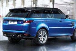 Range Rover Sport SVR 550CV, desde 141.900€