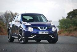 Reino Unido - Octubre 2014: El Nissan Juke llega al Top 5 por primera vez