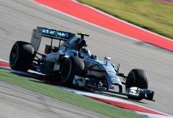 Rosberg repite con el mejor tiempo y Alonso acaba en llamas