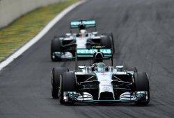Rosberg resiste a Hamilton y ambos se citan para Abu Dabi