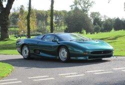 Sale a subasta un Jaguar XJ220 de la realeza de Brunéi