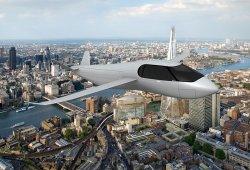 Sky Cruiser de Krossblade Aerospace, mitad avión, mitad coche
