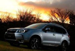 Subaru Forester, un auténtico 4x4 muy capaz