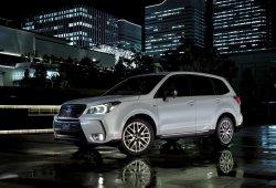 Subaru Forester tS, un STi con 280 CV en exclusiva para Japón