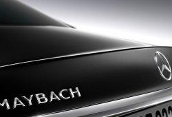 Un pequeño adelanto del Mercedes S600 Maybach antes de su presentación