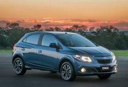Brasil - Octubre 2014: El Chevrolet Onix consigue el segundo puesto por primera vez