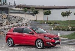 Holanda - Octubre 2014: El Peugeot 308 es el rey