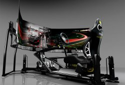 Vesaro 195, el simulador más espectacular del mundo