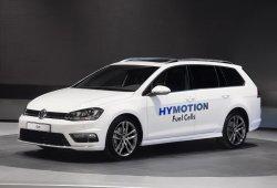 Volkswagen Golf HyMotion, el hidrógeno tiene futuro