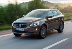 Volvo arranca la producción del XC60 en su planta de China