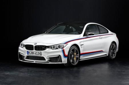 Nuevos accesorios M Performance para los BMW M3 y BMW M4