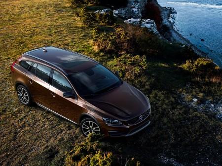 Nuevo Volvo V60 Cross Country, con ganas de ir a cualquier lado