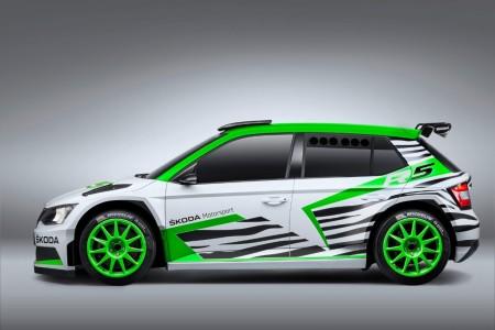 Skoda Fabia R5 Concept, adelantando el futuro de la marca en los rallyes