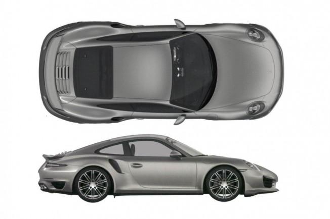 Porsche 911 turbo 2016 filtrado por la oficina de patentes for Oficina de patentes