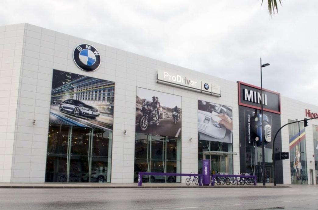 BMW Group estrena nuevas instalaciones en Gandía