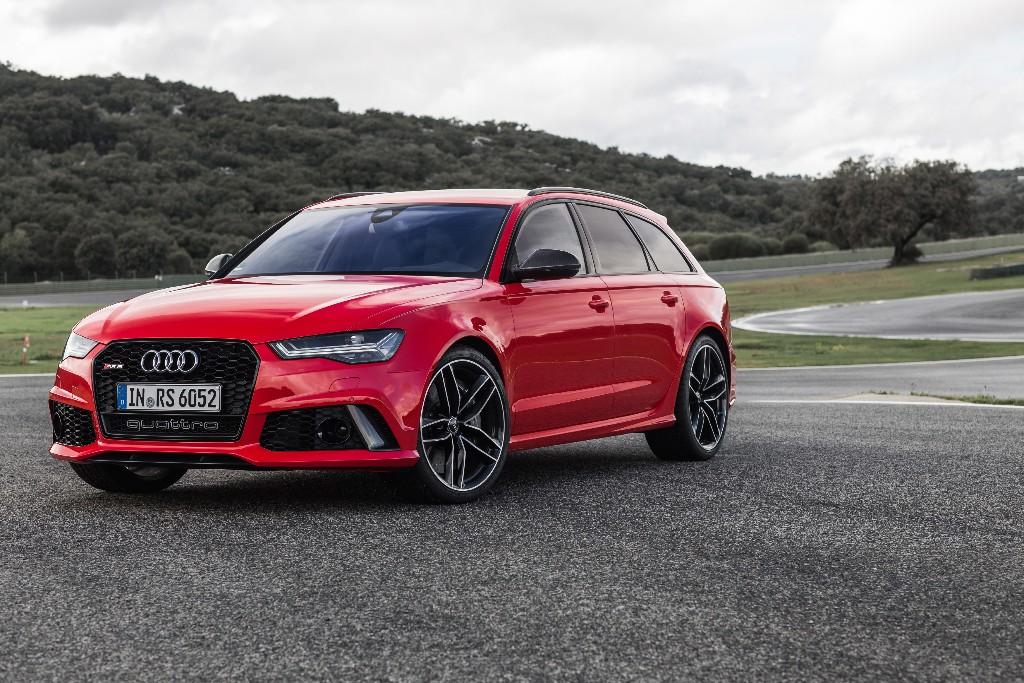 El Audi RS6 Avant 2015 ya tiene precio para España
