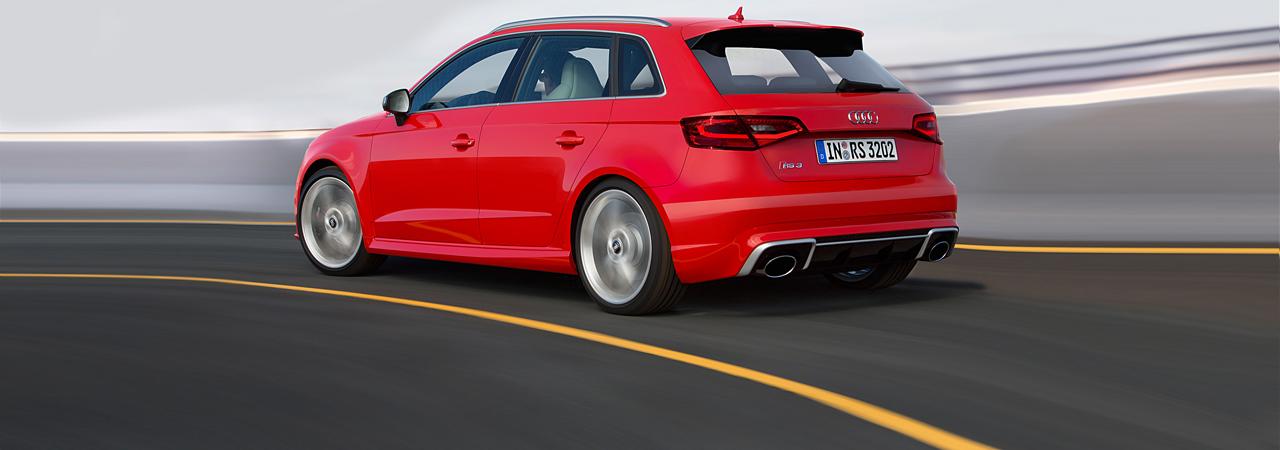 Audi RS 3 Sportback 2015, todo deportividad gracias a 367 CV