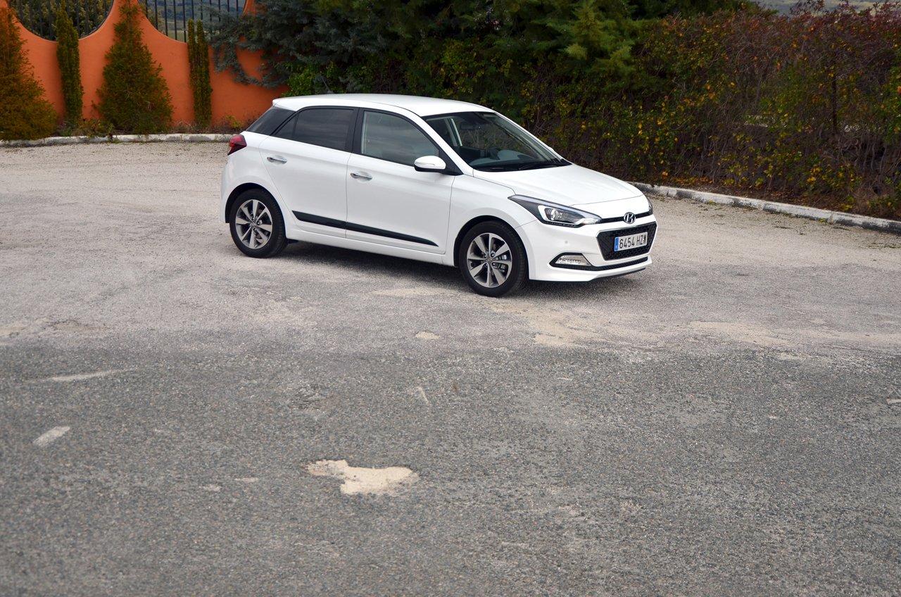 Hyundai i20, presentación (III): Dinamismo, conclusiones y valoración